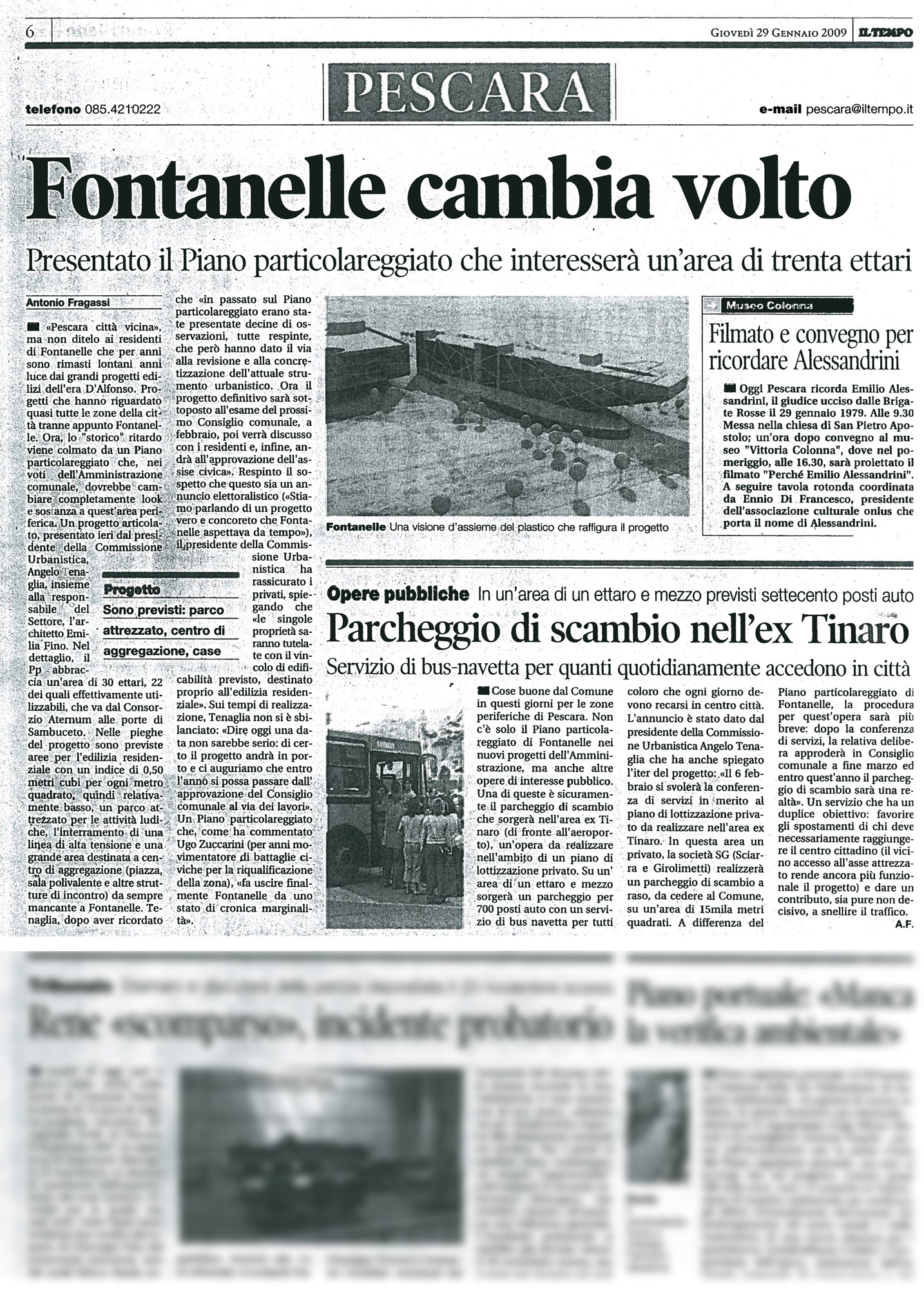 "Quotidiano ""Il Tempo"""